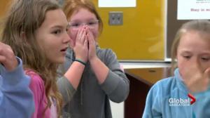 WestJet surprises Vanscoy students with trip to WE Day Manitoba