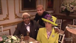 Royal Wedding: SNL's Prince Harry takes us inside his wedding reception