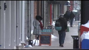 Cold snap particularly hard on the homeless and low income people