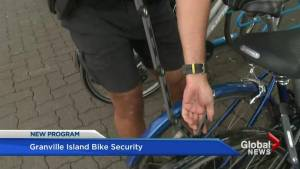 Measures put in place to deal with hot spot for Vancouver bike thefts
