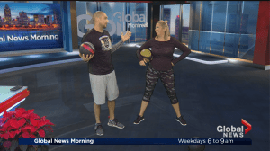 Exercises to help release holiday tension