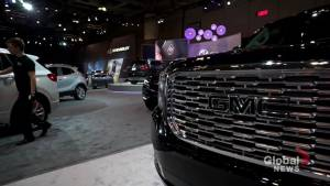 Automakers say cars have future, except GM