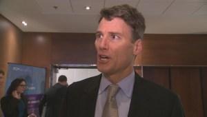 Vancouver Mayor Gregor Robertson plans to stress infrastructure spending at Big City Mayor's meeting