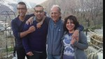 Sons of Iranian-Canadian activist arrive in Vancouver without their mother