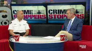 Crime Stoppers: RCMP crime prevention calendar