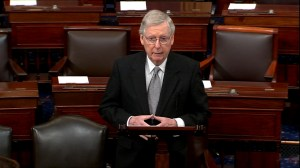 McConnell puts forward Trump endorsed bill to end government shutdown for vote this week