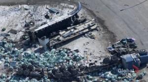 Calgary trucking company suspended pending investigation of Humboldt Broncos crash