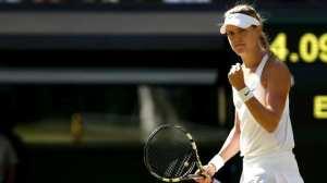 Eugenie Bouchard heading to Wimbledon final
