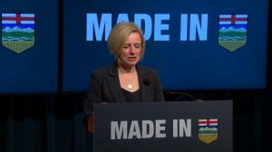 Notley responds to allegations of illegal donations to Alberta NDP