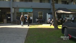 Displaced St. James Town residents unable to return home until 2019