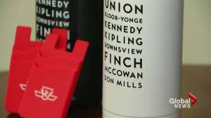 TTC competes with retail stores by making official merchandise for sale online