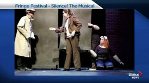Silence! The Musical premieres at the 2019 Winnipeg Fringe Festival