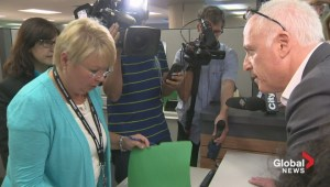 Rob Ford's campaign files papers witdrawing him from mayoral race