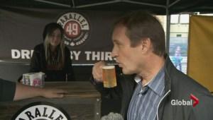 PNE 2015: Craft beer samples