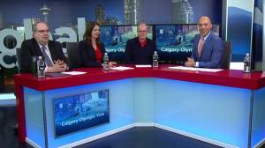 Global News panel discusses legacy of a possible Calgary Olympics