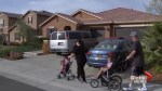 Neighbours describe 12 kids found locked in California home