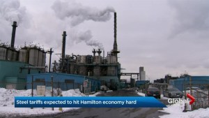 Steel tariffs could hit Hamilton economy hard