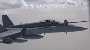 Canada buying used Australian F-18s, not Boeing jets