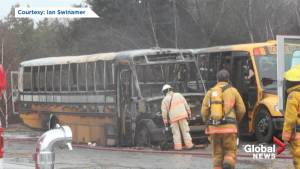 3 school buses go up in flames in New Minas