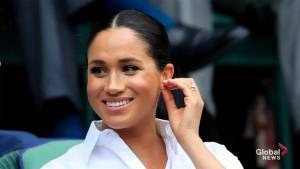 Meghan Markle to release her own clothing line