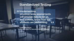 Alberta government bringing back standardized tests for Grade 3