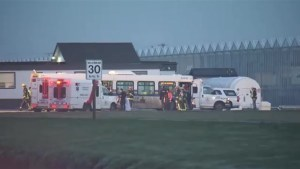 Carbon monoxide exposure at farm in Delta, B.C., sends over 40 people to hospital