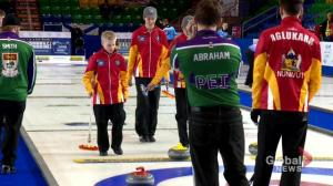 12-year-old curls through nationals in Prince Albert