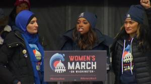 Women's March co-chair tells Jewish women 'I see you' amid anti-Semitism controversy