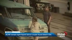 RCMP: 'Link' possible northern B.C. double murder, missing teens, burned truck, dead man