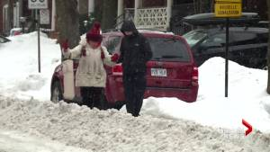 Montreal's rollercoaster winter weather takes another turn