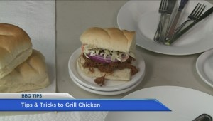 BBQ Tips: How to grill chicken on the grill