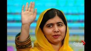 Malala Yousafzai slams Aung San Suu Kyi over response to Rohingya migrant crisis