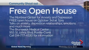 Community Events: Free Open House