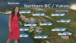 BC Evening Weather Forecast: May 29
