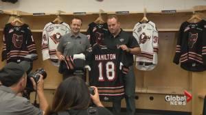 Calgary Hitmen name Steve Hamilton as new head coach