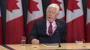 Rohingya crisis so great that no international response can completely address it: Bob Rae
