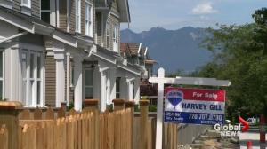 Federal government hopes to bring stability to B.C.'s volatile housing market