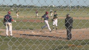 HIGHLIGHTS: Game 1 MJBL Final Elmwood vs St. James – Aug. 1
