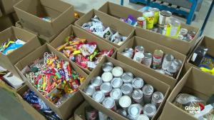Alberta Food Banks running low this Christmas season