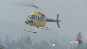 BC Wildfire: update from 100 Mile House