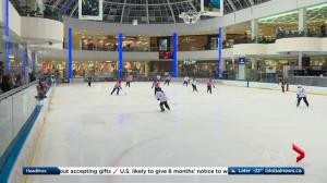 Ringette Scores on Cancer takes over Ice Palace at WEM this weekend