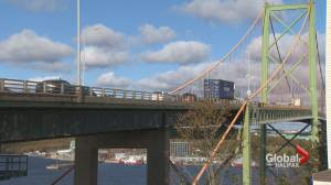 Halifax Harbour Bridges wants answers after more delays on Big Lift project