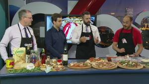 In the kitchen with Artisti Pizzeria