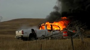 Nearly 150 people arrested Dakota Access Pipeline protest