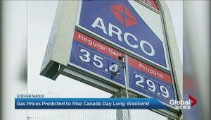 Gas prices in Metro Vancouver set to rise in time for long weekend