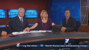 WDBJ news team holds tearful moment of silence for Alison Parker and Adam Ward