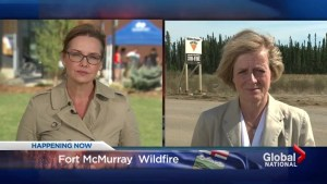 Fort McMurray wildfire: Alberta Premier Rachel Notley discusses state of emergency