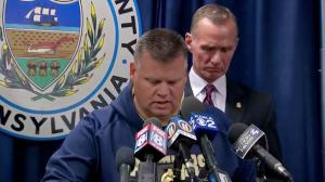 Police chief says two of the officers injured in synagogue shooting in stable condition