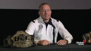 GSP says choosing the time, place of his retirement was important to him