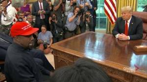 Kanye West says lack of 'male energy' in Hillary Clinton campaign caused him to support Donald Trump